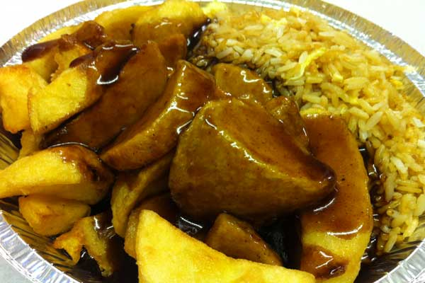 how to make gravy and chips